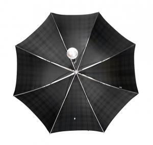 No.4 かさ メンズ 傘 ブラック ゴルフボール ハンドル Style 478