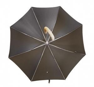 No.4 メンズ 傘 かさ アンブレラ ダークブラウン Style 478