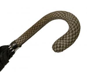 No.6 メンズ 傘 かさ アンブレラ ダークブラウン Style 478
