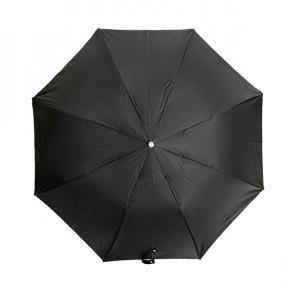 No.2 折り畳み傘 かさ メンズアンブレラ ブラック Style 64S