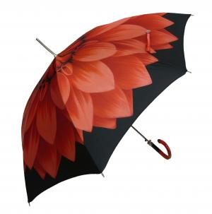 パソッティ 傘 かさ レディース レッド ダリヤ Style 460N