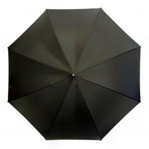 No.3 傘 かさ メンズ ダークブラウン シュナウザー ハンドルStyle 478
