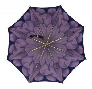 No.3 傘 かさ レディース アンブレラ ダリヤ パープル Style 460