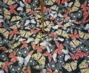 No.9 傘 かさ レディース アンブレラ イタリア ローマ Style 189