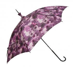 パソッティ 日傘 uvカット 長傘 パラソル  晴雨兼用 花柄 Style 354