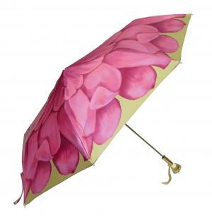 パソッティ 傘 折り畳み レディス ダリヤ フューシャ アンブレラ Style 257