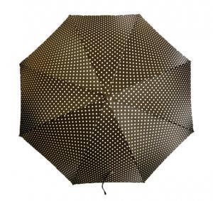 No.2 傘 かさ レディース ホワイトドット柄 Style 16