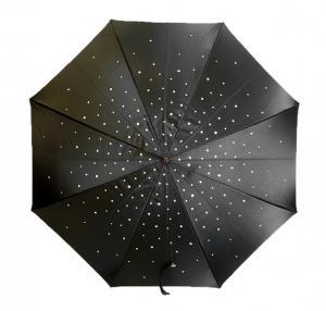 No.3 傘 かさ レディース ブラック アンブレラ Style 185N