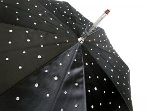 No.6 傘 かさ レディース ブラック アンブレラ Style 185N