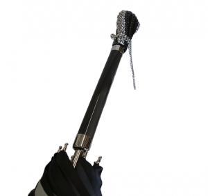 No.8 傘 かさ レディース ブラック アンブレラ Style 185N