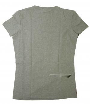 No.2 スポーツ レディス Tシャツ (GRIGIO) XSサイズ