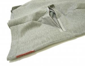 No.6 スポーツ レディス Tシャツ (GRIGIO) XSサイズ