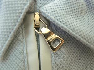 No.4 <アウトレット>ポロシャツ Tシャツ レディース プラダ スポーツ ブルー