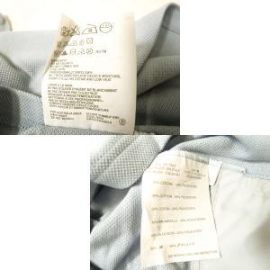 No.9 <アウトレット>ポロシャツ Tシャツ レディース プラダ スポーツ ブルー