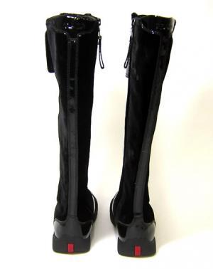 No.3 ロングブーツ 靴 レディス 36.5(日本サイズ約23.5cm)