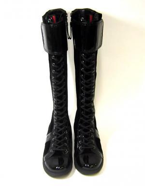 No.4 ロングブーツ 靴 レディス 36.5(日本サイズ約23.5cm)