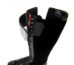 No.5 ロングブーツ 靴 レディス 36.5(日本サイズ約23.5cm)