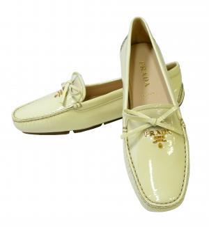 プラダ 靴 レディース レザーシューズ (36サイズ) 約23cm