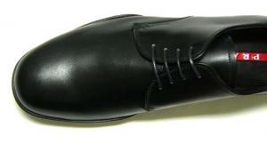 No.6 靴 メンズ レザーシューズ (ブラック)9サイズ