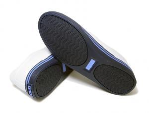 No.5 靴 メンズ キャンバススニーカー