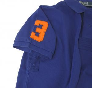 No.6 ポロシャツ コットン ビッグポニー