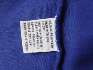 No.7 ポロシャツ コットン ビッグポニー
