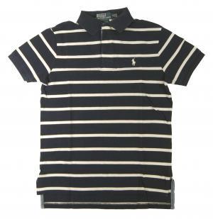 ラルフ ローレン ポロシャツ メンズ (ネイビー) Sサイズ