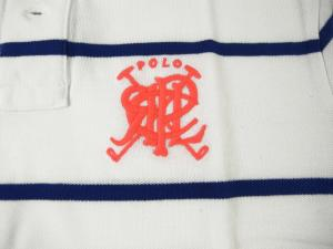 No.2 ポロシャツ メンズ (ホワイト)