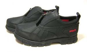 No.3 靴 メンズ アウトドアシューズ (ブラック)