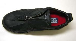No.6 靴 メンズ アウトドアシューズ (ブラック)