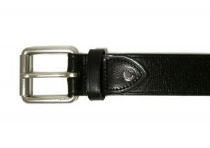 No.3 ベルト メンズ レザー (ブラック) 32インチ(80cm)