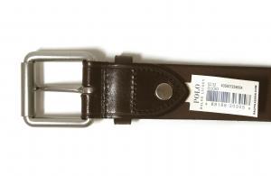 No.4 ベルト メンズ レザー (ブラウン) 36インチ(90cm)
