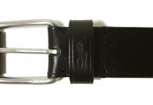 No.5 ベルト メンズ レザー (ブラック)
