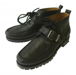 ラルフ ローレン 靴 メンズ シューズ アウトドア (ブラック)