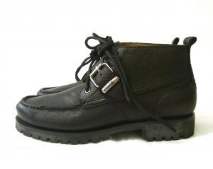 No.2 靴 メンズ シューズ アウトドア (ブラック)