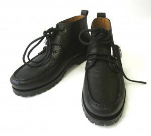 No.3 靴 メンズ シューズ アウトドア (ブラック)