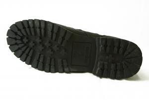 No.6 靴 メンズ シューズ アウトドア (ブラック)