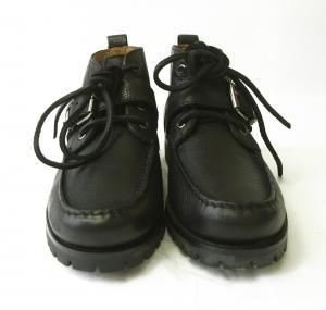 No.7 靴 メンズ シューズ アウトドア (ブラック)