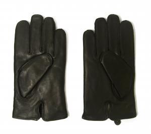 No.2 手袋 グローブ メンズ レザー シープ 羊革 Mサイズ(ブラック)
