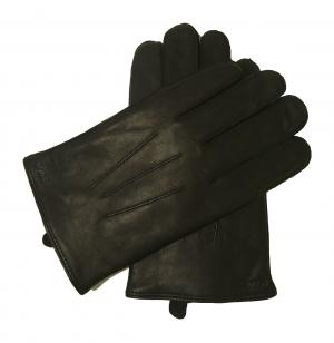No.6 手袋 グローブ メンズ レザー シープ 羊革 Mサイズ(ブラック)