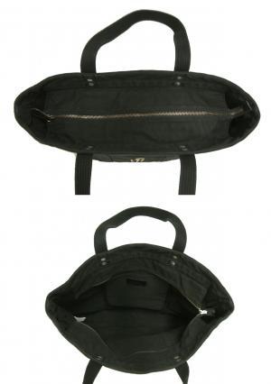 No.5 トートバッグ ビッグポニー キャンバストートバッグ ブラック