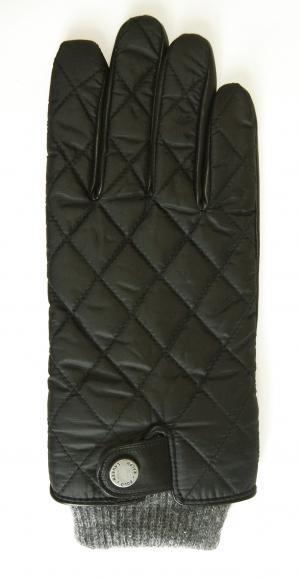 No.6 手袋 グローブ メンズ レザー シープ 羊革 ポリエステル ブラック