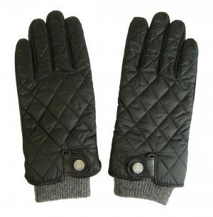 ラルフ ローレン <訳あり・アウトレット>手袋 グローブ メンズ レザー シープ Sサイズ ブラック