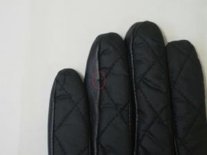No.7 <訳あり・アウトレット>手袋 グローブ メンズ レザー シープ Sサイズ ブラック