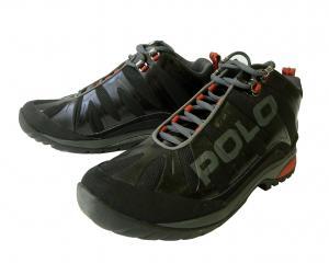 ラルフ ローレン トレッキングシューズ 靴 メンズ (ブラック)