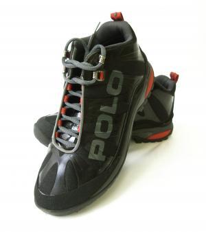 No.2 トレッキングシューズ 靴 メンズ (ブラック)