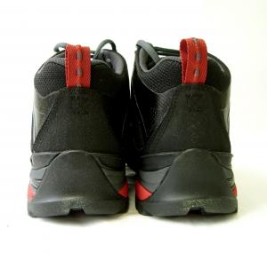 No.3 トレッキングシューズ 靴 メンズ (ブラック)
