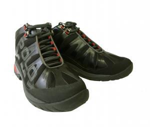 No.7 トレッキングシューズ 靴 メンズ (ブラック)