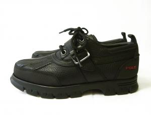 No.2 靴 メンズ アウトドアシューズ (ブラック)