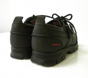 No.5 靴 メンズ アウトドアシューズ (ブラック)